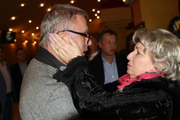 Фетисов и Тарасова