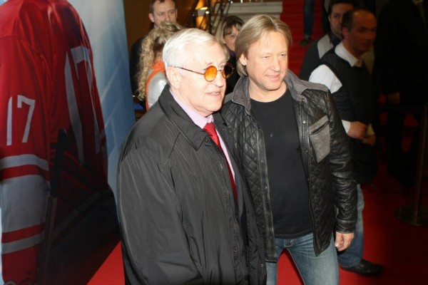 Дмитрий Харатьян и Борисов